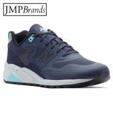 โปรโมชั่น New Balance นิวบาลานซ์ สำหรับผู้ชาย รุ่น Mrt580Tn รองเท้าผ้าใบกีฬา สำหรับออกกำลังกาย สีกรมท่า ไทย