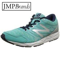 ราคา New Balance นิวบาลานซ์ รุ่น W590Ra5 Scarpe Running Donna รองเท้าผ้าใบสำหรับใส่วิ่งและออกกำลังกาย สำหรับผู้หญิง สีเขียว เงิน ที่สุด