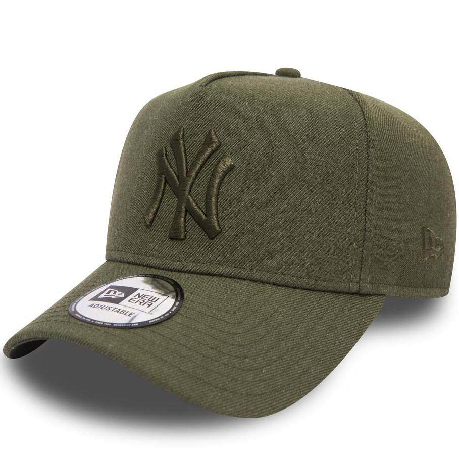 NEW ERA NEW YORK YANKEES SEASONAL ARMY GREEN A FRAME 9FORTY   80536450 (Green)