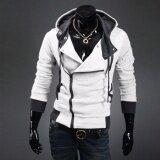 ส่วนลด ใหม่แฟชั่น Assassin S เสื้อกันหนาวบาง Hoody ซิปสวมใส่เสื้อผู้ชายฮู้ด นานาชาติ จีน