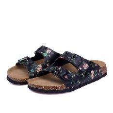 ขาย New Summer Beach Cork Slippers Sandals Casual Double Buckle Clogs Sandalias Women Slip On Flip Flops Flats Shoe Multicolor Intl Unbranded Generic ใน จีน