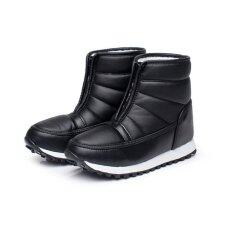 ส่วนลด New Women Men Unisex Winter Snow Ski Boots Waterproof Rubber Sole Warm Shoes Intl Unbranded Generic Thailand