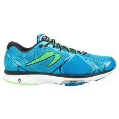 ราคา รองเท้าวิ่งสำหรับผู้ชาย Newton Men S Fate Ii B Neutral Core Trainer Blue Green P O P 2 Newton Running เป็นต้นฉบับ