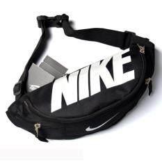 ซื้อ Nike กระเป๋าคาดเอว ขนาด 10 นิ้ว สีดำ ขาว Nike Golf เป็นต้นฉบับ