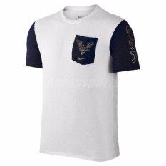 ซื้อ Nike ผู้ชาย Men โปรดเทียบไซด์เสื้อตามตาราง เสื้อฟิตเนส เสื้อลำลอง เสื้อวิ่ง เสื้อเที่ยว เสื้อบาส เสื้อใส่สบาย เสื้อบอล เสื้อยืด เสื้อโปโล เสื้อ รุ่น Nike As Usab Rio Hero Tee Kevin Durant White ถูก สมุทรสาคร