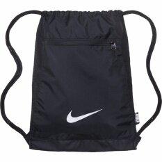 ส่วนลด Nike กระเป๋าสะพายหลัง Nike Alpha Adapt Gymsack 17L Ba5256 010 Black Nike