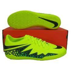 ขาย Nike รองเท้ากีฬา รองเท้าฟุตซอล Nike 749898 703 Hyper Venom Phelon Ii Ic เขียวตอง Nike