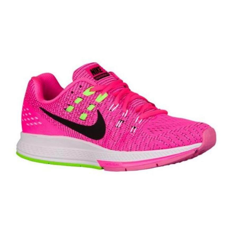 ราคา Nike รองเท้าผ้าใบผู้หญิง รองเท้าแฟชั่น Women S Air Zoom Structure 19 Pink ใหม่ ถูก