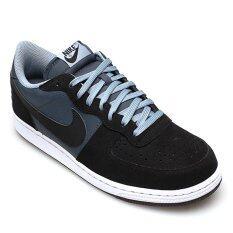 ซื้อ Nike Terminator Low Black Magnet Grey Men Shoes ใหม่