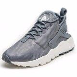 ราคา Nike รองเท้าแฟชั่นผู้หญิง Women S Nike Air Huarache Ultra 819151 006 Cool Grey White Anthracite ใหม่ล่าสุด