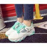 ราคา Nimo รองเท้าผ้าใบแฟชั่น Sportผู้หญิงสไตล์เกาหลี N902 สีขาว ฟ้า Unbranded Generic ใหม่