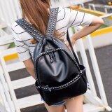 ซื้อ Nitta Bag กระเป๋าสะพายหลัง กระเป๋าเป้ กระเป๋าแฟชั่นผู้หญิง รุ่น Nt 125 สีดำ ใหม่