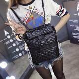 ขาย Nitta Brand กระเป๋าสะพายหลัง กระเป๋าสะพายข้าง กระเป๋าแฟชั่น รุ่น Ba 057 สีดำ ใน กรุงเทพมหานคร