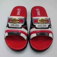 รองเท้าเด็ก No : 002-Gm – สีแดง.