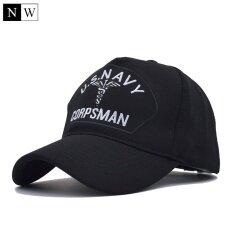 ทบทวน Northwood คุณภาพสูง Us Navy หมวกเบสบอลชาย Navy Corps ยุทธวิธีหมวกเบสบอล 5 แผงหมวก Navy Seal Snapback สำหรับผู้ใหญ่ Unbranded Generic