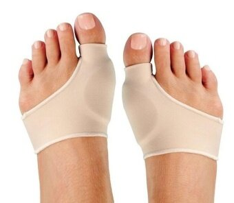 สีสองขนาดการดูแลสุขภาพเท้าเป็นตาปลา Pads สแปนเด็กซ์เจล-นานาชาติ