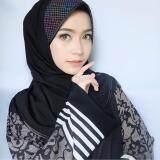 ซื้อ Nunh Hijab แบบสำเร็จ ทรงฟองน้ำรุ้ง Nunuh