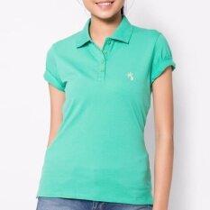 ราคา ราคาถูกที่สุด Oasis เสื้อโปโลหญิง รุ่น Lmp0157 Mg สีเขียวมินท์