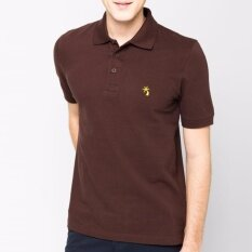 ราคา Oasis เสื้อโปโลชาย รุ่น Mb0001 Db สีน้ำตาล ออนไลน์