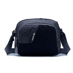 ซื้อ Ocean Fashion New Crossbody Bags Outdoor Sport Unisex Leisure Tourism Black Intl ออนไลน์ จีน