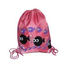 ซื้อ Ocean New Fashion Women Backpacks Animal Cartoon Swimming Special Leisure Wash Beach Bundle Pocket Pink Intl ออนไลน์ จีน