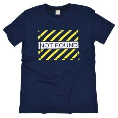 ขาย Octo Tokyo เสื้อยืดคอกลม Cotton Not Found Navyblue Octo Tokyo เป็นต้นฉบับ