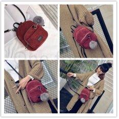 ซื้อ กระเป๋าผู้หญิง One For All ดาวพร้อมกระเป๋าสะพาย กระเป๋า กระเป๋าเป้ กระเป๋าสะพายหลัง Backpack รุ่น 102