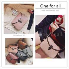 โปรโมชั่น One For All Fashion Women Bag กระเป๋าสะพายพาดลำตัว Bag 217 ใน กรุงเทพมหานคร