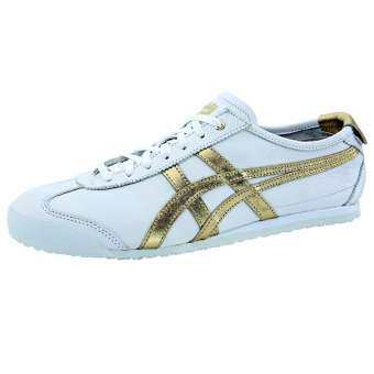 wholesale dealer 5b839 12fba ราคา Onitsuka Tiger - Mexico66 (White/Gold) - John Outdoor Products