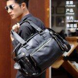 ส่วนลด Osaka กระเป๋าสะพายไหล่ผู้ชาย หรือถือ หนัง Pu รุ่น Ng501 Black
