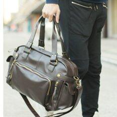 ขาย Osaka กระเป๋าสะพายไหล่ผู้ชาย หรือถือ หนัง Pu รุ่น Ng501 Brown Osaka เป็นต้นฉบับ