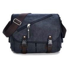 ซื้อ Osaka กระเป๋าสะพายข้างผู้ชาย รุ่น Nb713 Black ถูก