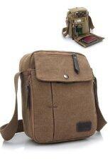 ซื้อ Osaka กระเป๋าสะพายข้างผู้ชาย รุ่น Nb715 สีน้ำตาล