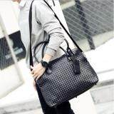 โปรโมชั่น Osaka กระเป๋าหนังลายถัก ถือ หรือสะพาย รุ่น Ne55 สีดำ ไทย