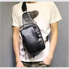 ราคา Osaka กระเป๋าสะพายไหล่ คาดอก หนัง Pu รุ่น Ne100 Black ออนไลน์ ไทย