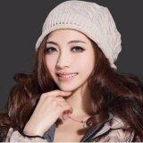 ขาย Osaka หมวกผ้าไหมพรมลายถัก รุ่น Up27 สีครีม ออนไลน์ ไทย
