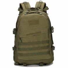 ขาย Otzi กระเป๋าเป้ทหาร กระเป๋าเป้สะพายหลัง แบ็คแพ็ค กันน้ำ สีเขียว ผู้ค้าส่ง