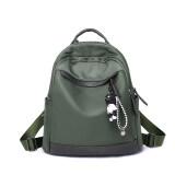 ราคา กระเป๋าเป้หลังสายคู่ ผู้หญิง ผ้า Oxford สไตล์เกาหลี กองทัพสีเขียว กองทัพสีเขียว Unbranded Generic เป็นต้นฉบับ