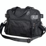 โปรโมชั่น Messenger ผ้า Oxford กระเป๋าสะพายธุรกิจแบบพกพา สีดำ ฮ่องกง