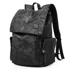 ซื้อ กระเป๋าเป้สะพายหลังแล็ปท็อปของผู้ชายไนล่อนเดินทางไปเที่ยวเดินป่าแพ็ค Pack Blue Intl ออนไลน์ จีน
