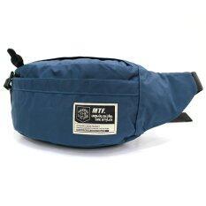 ราคา Pack Up Mtf กระเป๋าคาดอก รุ่น 8172 สีกรม ใหม่