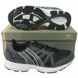 ราคา รองเท้าวิ่ง รองเท้าจ๊อกกิ้ง Pan 16M1 Runday 5 ดำเทา ออนไลน์ Thailand