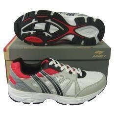ราคา รองเท้าวิ่ง รองเท้าจ๊อกกิ้ง Pan 16M1 Runday 5 เงินแดง ออนไลน์ Thailand