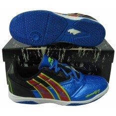 ราคา รองเท้ากีฬา รองเท้าฟุตซอล Pan Pf 14M9 Vigor 7 1 S Shoes น้ำเงินแดง Pan Thailand