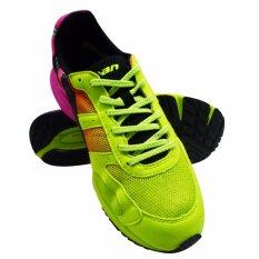 Pan รองเท้า วิ่ง แพน Runshoe Marathon Predator Pf16L8 Gp 2490 Pan ถูก ใน กรุงเทพมหานคร
