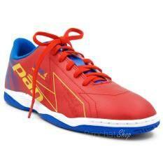 ราคา Pan รองเท้าฟุตซอล Vyrus4 สีแดงน้ำเงิน เป็นต้นฉบับ