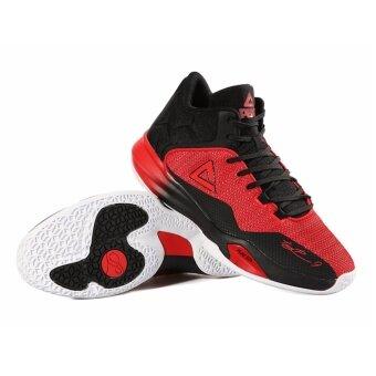 PEAK รองเท้า บาสเกตบอล Basketball shoes พีค รุ่น E73031A - Red
