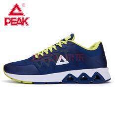 ส่วนลด Peak รองเท้า วิ่ง มาราธอน Marathon ระบายอากาศ พีค Running Shoe รุ่น E61047H Blue Green Peak
