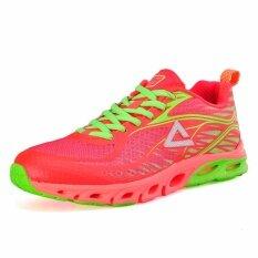 ราคา Peak รองเท้า วิ่ง มาราธอน Marathon ระบาย อากาศ พีค Running Shoe รุ่น E62118H Red Green เป็นต้นฉบับ Peak