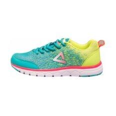 ขาย Peak รองเท้า วิ่ง มาราธอน Marathon ระบายอากาศ พีค Running Shoe รุ่น E62468H Green Yellow ราคาถูกที่สุด